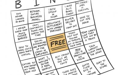 Crisis Bingo